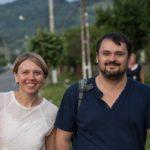 Cristian Ghinea şi Oana Ganea