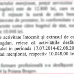 Camelia Bogdan a primit 10.000 lei de la Ministerul Agriculturii, parte în dosarul ICA, la o zi după ce rămăsese în pronunțare în acest dosar