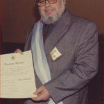 Pleșu îi înfierează acum pe cei care manifestează împotriva lui Iohannis la fel cum îi înfiera pe cei care manifestau în 1990 împotriva lui Iliescu