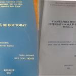 GIP a sesizat CNATDCU în legătură cu plagiatul comis în teza de doctorat de către judecătorul Dorel Matei de la Curtea de Apel București