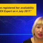 """Experta"" Camelia Bogdan"
