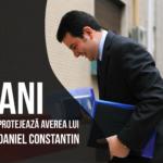 Se împlinesc 2 ani de când ANI se preface că anchetează cum a obținut Daniel Constantin,  liderul partidului Pro România, 250.000 euro în 6 zile