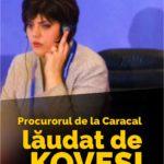 """Procurorul care a așteptat să se facă dimineață pentru a permite polițiștilor să intre în casa criminalului din Caracal a fost lăudat de Kovesi pentru """"merite deosebite"""" și """"eforturile depuse în realizarea actului de justiție"""""""